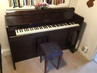 Evans Piano for Sale. Buyer collects