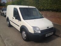 Ford Transit Connect L200 td swb with side door full 12 months mot LOW MILES