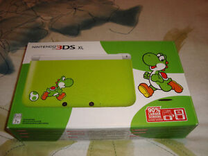 3DS YOSHI LIMITED EDITION GREEN