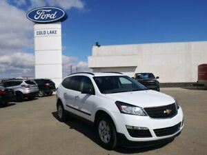 2016 Chevrolet Traverse LS, AWD, NO ACCIDENTS, ONE OWNER,