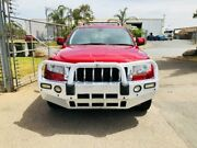 2011 Jeep Grand Cherokee WK Laredo Red Sports Automatic Wagon Green Fields Salisbury Area Preview
