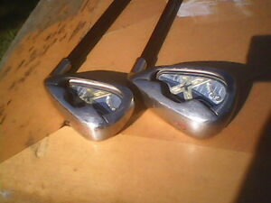 Ladies Right Callaway Irons Cambridge Kitchener Area image 1