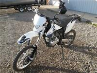 Get cash for your used dirtbike!