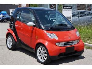 2005 Smart Fortwo Passion CDI Diesel Sunroof No Accident History