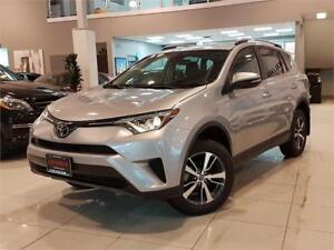 2018 Toyota RAV4 LE-AWD-CAMERA-LANE DEPARTURE-ONLY 4600KM