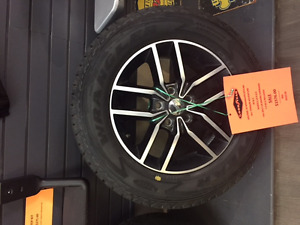 GRAND CHEROKEE RIMS AND TIRES