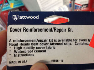 Boat Cover Reinforcement Kit - Only $25