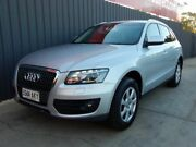 2011 Audi Q5 8R MY11 TDI S tronic quattro Silver 7 Speed Sports Automatic Dual Clutch Wagon Blair Athol Port Adelaide Area Preview