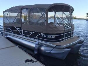 Pontoon Boats Watercrafts For Sale In Ontario Kijiji