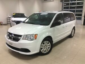 2016 Dodge Grand Caravan SXT, STOW'N GO, AUTOMATIQUE, A/C