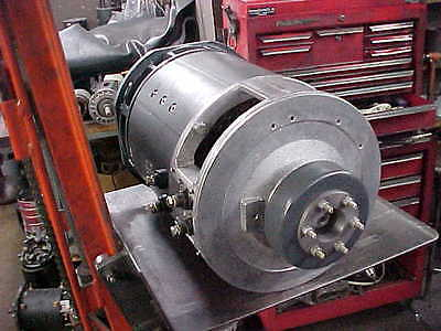 Clark Forklift Drive Motor Reman Pn 2755281