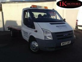 **Ford Transit 2.4TDCi ( 100PS ) 350EF ( DRW ) 2007.5MY 350 LWB**