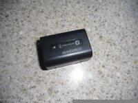 SONY CAMCORDER BATTERY PACK NP NV50