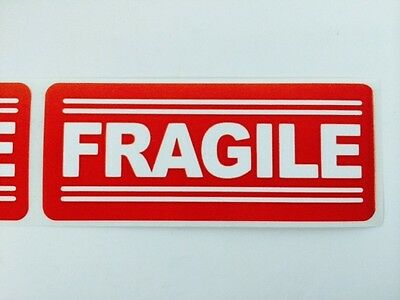 1000 1x3 Fragile Labels Stickers For Shipping Supplies Office Products 1000 1x3