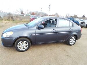 2010 Hyundai ACCENT FWD 4DR GLS For Sale Edmonton