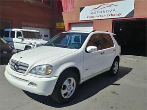 ***2005 MERCEDES ML350***SPECIAL EDITION/ PROPRE/514-999-4555.