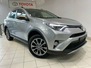 2018 Toyota RAV4 ASA44R Cruiser AWD Silver 6 Speed Sports Automatic Wagon Waterloo Inner Sydney Preview