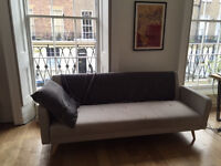 Very good condition Chou Sofa Bed 4 seater