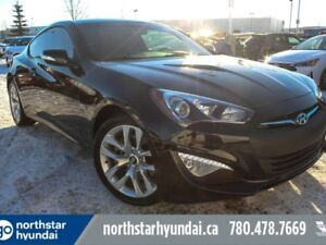 2014 Hyundai Genesis Coupe 2.0T/LOWKM/LEATHER/SUNROOF