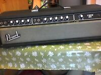 Pearl VORG 101 guitar/bass head 120 watts Made in Japan ,fully functioning, no issues.