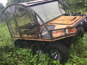 8 WHEEL DRIVE OFF ROAD MACHINE FOR SALE