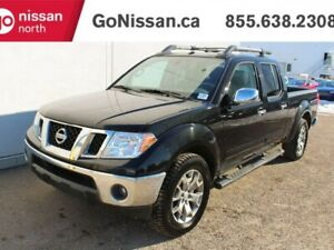 2016 Nissan Frontier SL CREW CAB LEATHER NAVIGATION SUNROOF