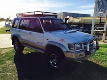 2002 Holden Jackaroo U8 MY02 SE White Automatic Wagon Wangara Wanneroo Area Preview