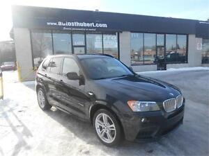 BMW X3 M PACKAGE XDRIVE 35 AWD 2011