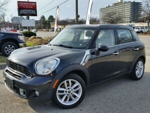 2011 MINI Cooper Countryman S 6spd