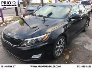 2014 Kia Optima EX Luxury Navigation