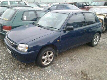 Daihatsu charade wrecking Elizabeth West Playford Area Preview