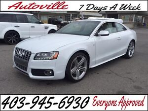 2012 Audi S5  V8 COUPE  NAVIGATION NO PAYMENT FOR 90 DAYS