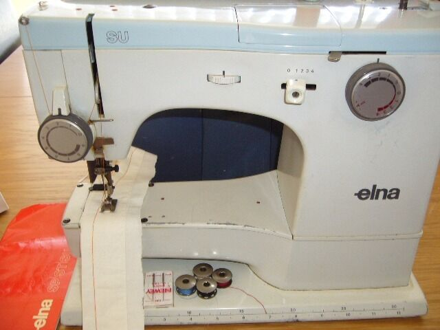 Elna Su Sewing Machine In Liverpool Merseyside Gumtree Amazing Elna Su Sewing Machine