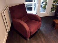 Two Stylish Chairs