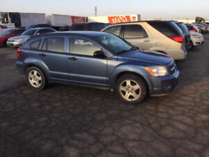 2007 Dodge Caliber Hatchback 2000 As Is FIRM