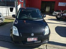 2006 Suzuki Swift RS415 Black 5 Speed Manual Hatchback Clontarf Redcliffe Area Preview