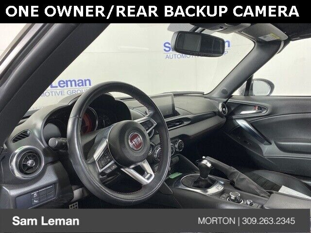 Image 15 Voiture American used Fiat 124 Spider 2017