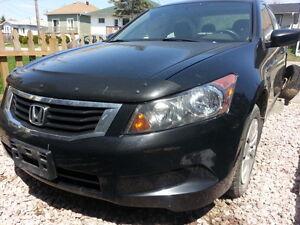 2009 Honda Accord LX Sedan $1,700 FIRM. AS IS.