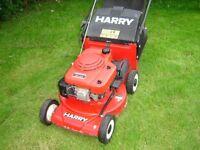 Honda Harry self propelled lawn mower (Price reduced)