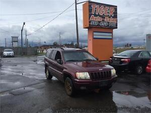 1999 Jeep Grand Cherokee Limited***4X4****AS IS SPECIAL*****
