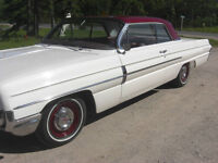 1962 Olds 88 Holiday Coupe