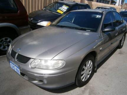 2002 Holden Commodore Sedan Bayswater Bayswater Area Preview