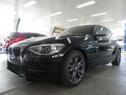 2013 BMW M135i F20 Sapphire Black 8 Speed Automatic Hatchback Fyshwick South Canberra Preview