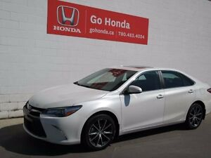 2016 Toyota Camry XLE LEATHER