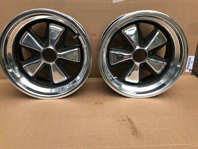 2 Porsche Fuchs Wheels