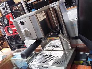 ***spécial***Machine a cafe et expresso breville  ( u030241l )