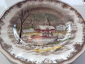 Set de vaisselles antiques Shakespeare 's Sonnets
