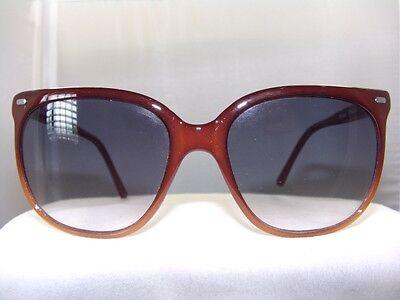 abe7f76a8d NEW Vintage Maui Jim BROWN FRAME /Grey Gradient Lenses 100% UV PROTECTION