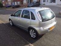 Left hand drive automatic reliable, economical and well cared for Corsa Comfort