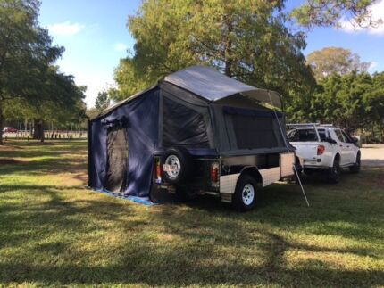 Wonderful Camper Trailer For Sale Brisbane For Sale In Brisbane QLD  Camper